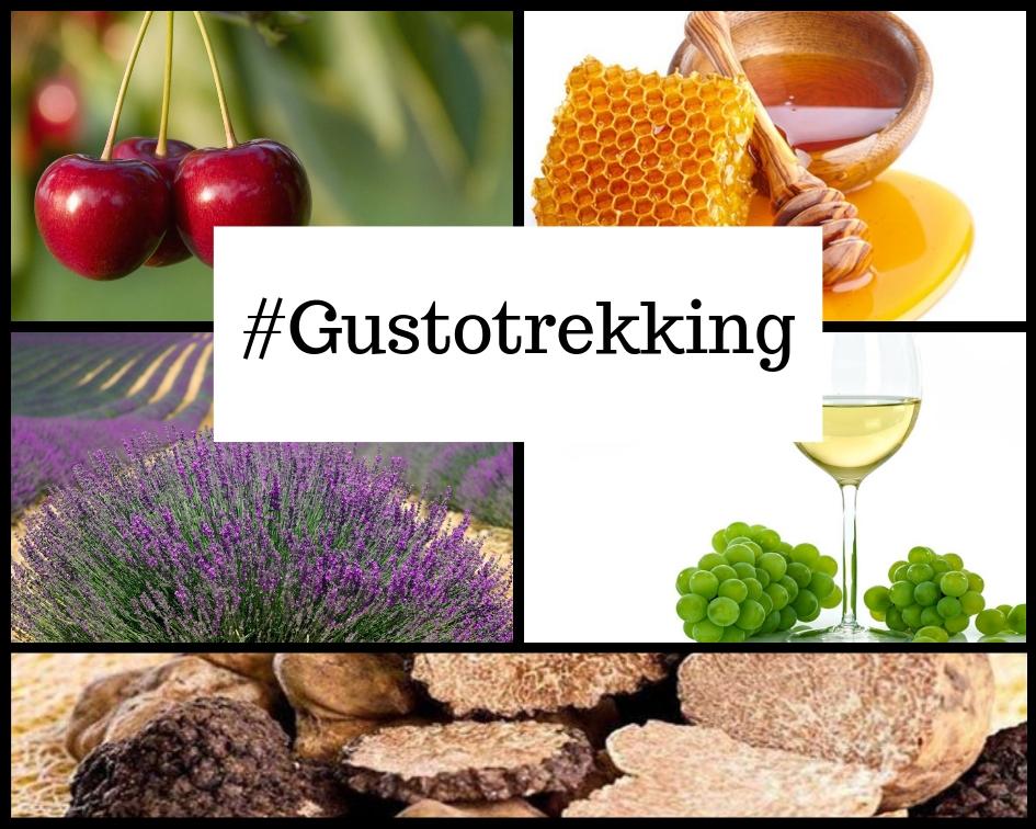 #GustoTrekking: l'appetito vien camminando