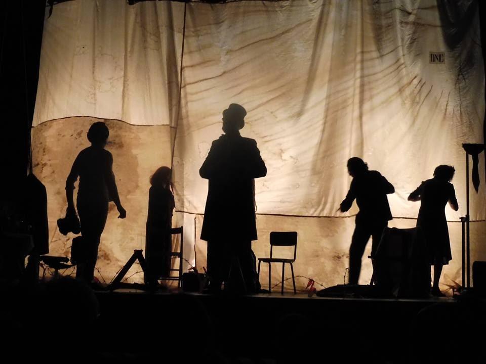 """Teatro comico - Principio Attivo Teatro (Puglia) in""""I Giganti della Montagna: atto Terzo"""""""