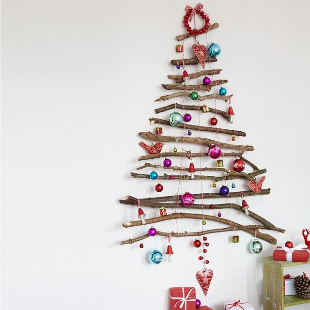 L'albero di Natale sostenibile. (Laboratorio per bambini)
