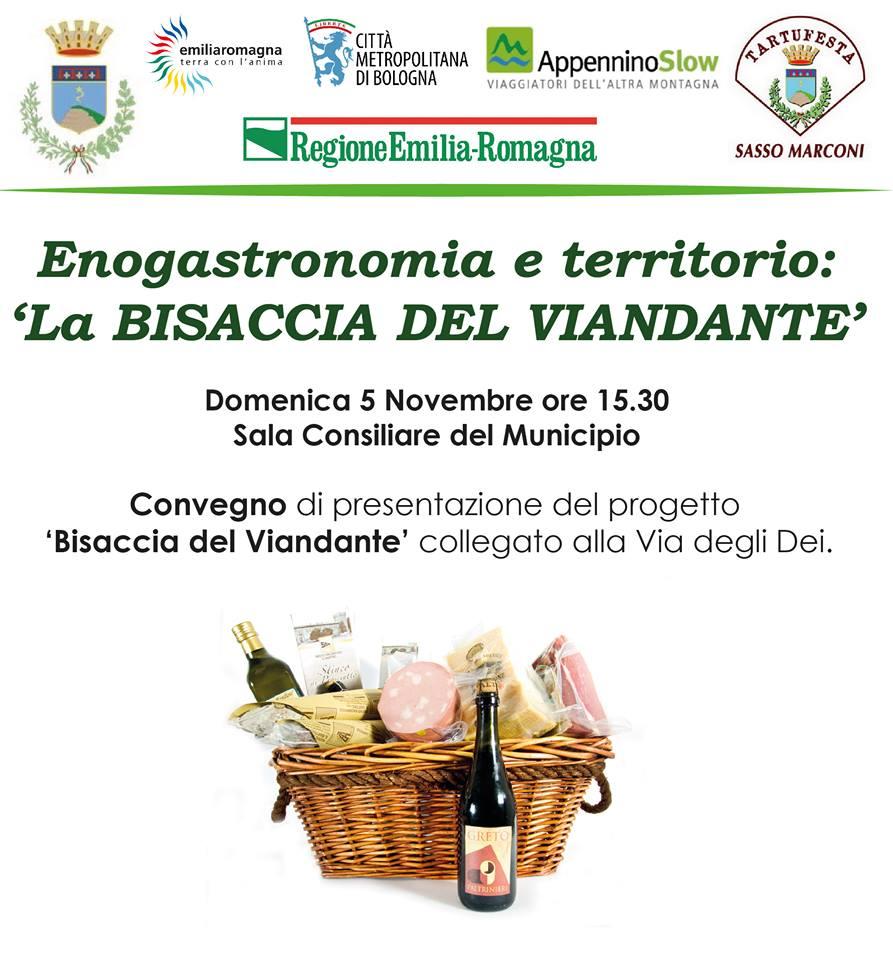 """""""La BISACCIA DEL VIANDANTE"""""""
