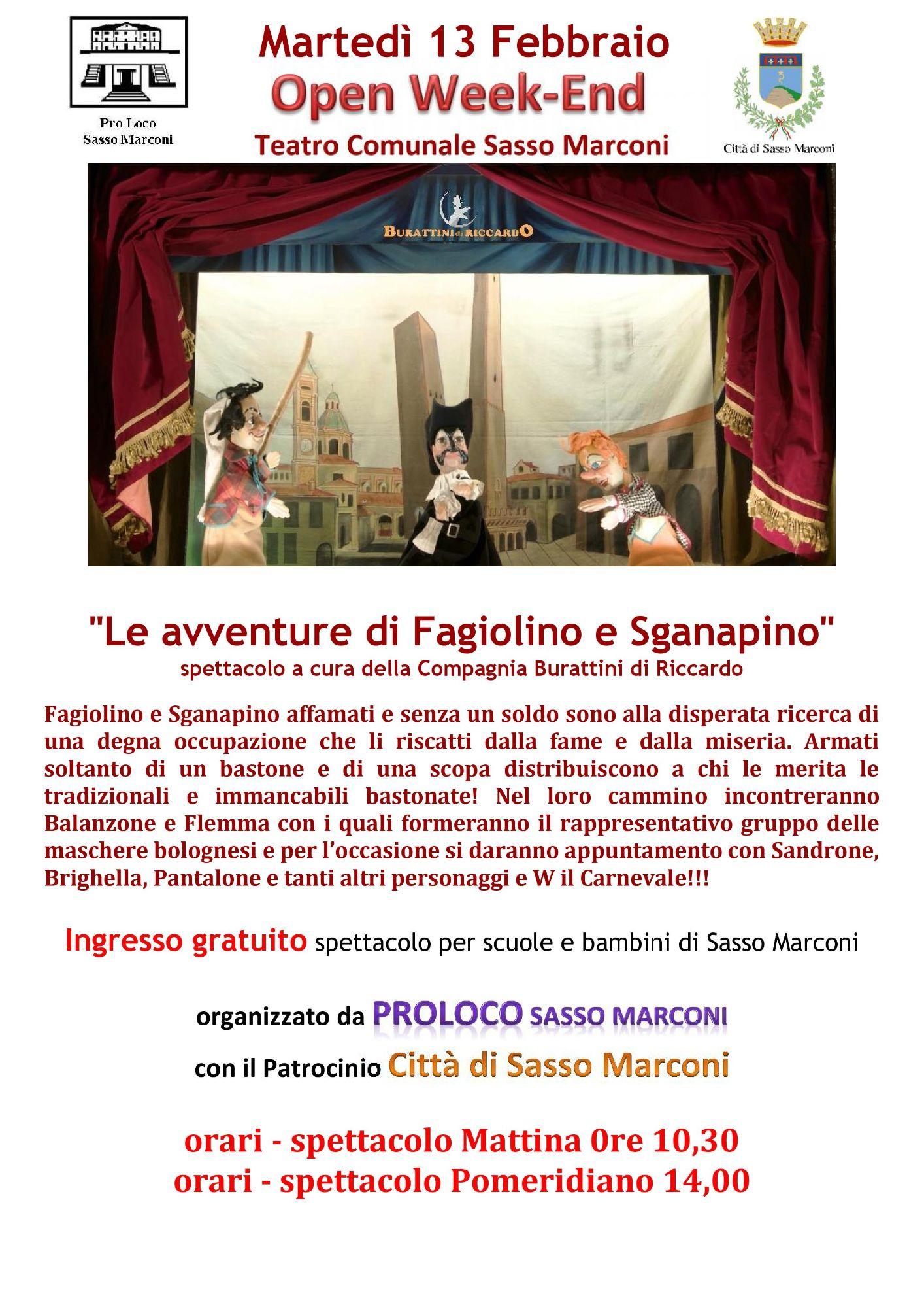 Le avventure di Fagiolino e Sganapino