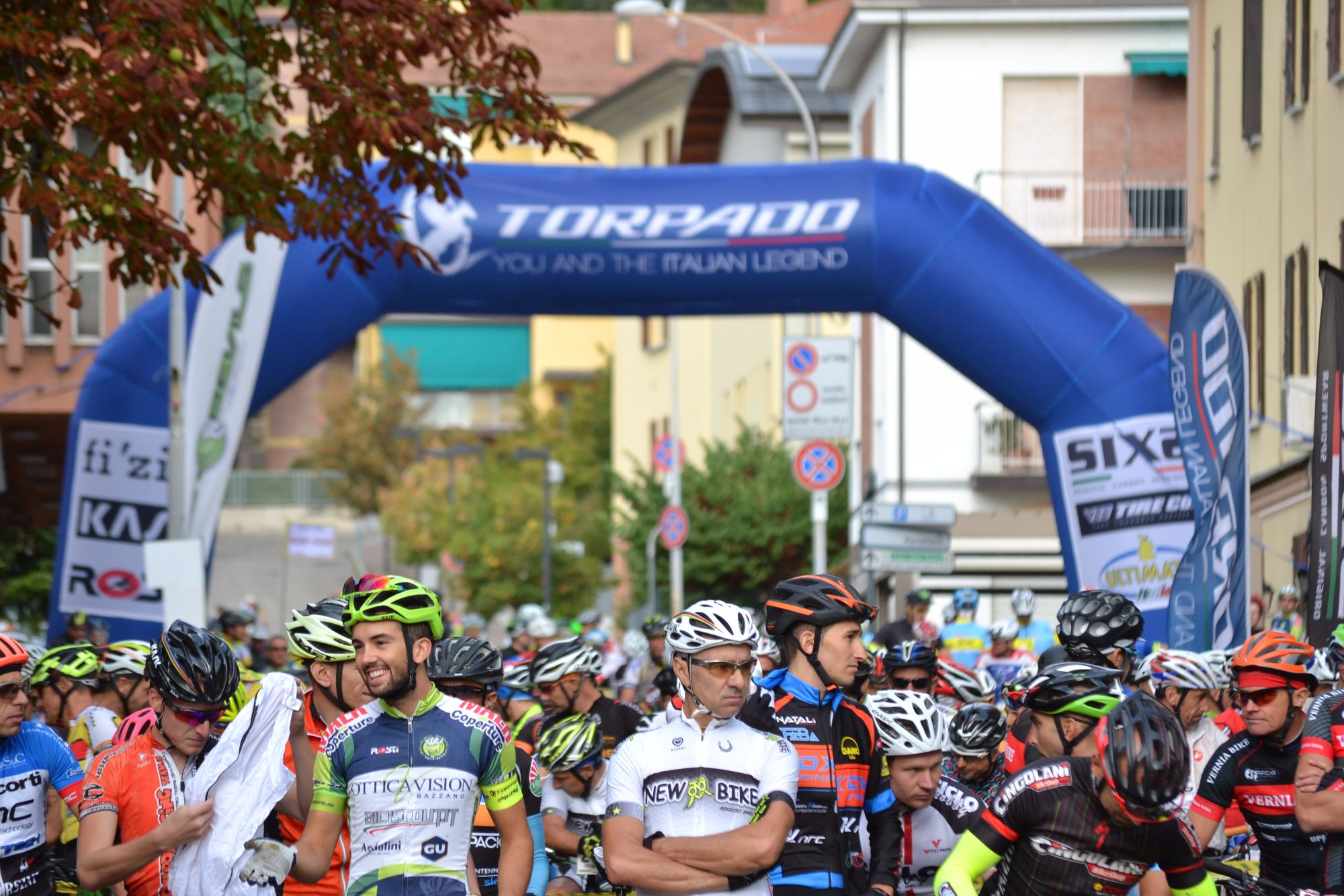 GRANFONDO SASSO MTB RACE 2017
