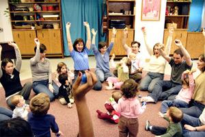 Music Together: educazione musicale e al movimento ritmico per i più piccoli.Incontro dimostrativo gratuito il 29 settembre