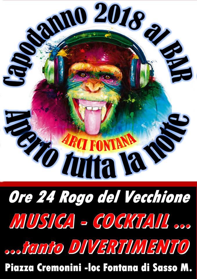 Circolo ARCI Fontana - Capodanno 2018