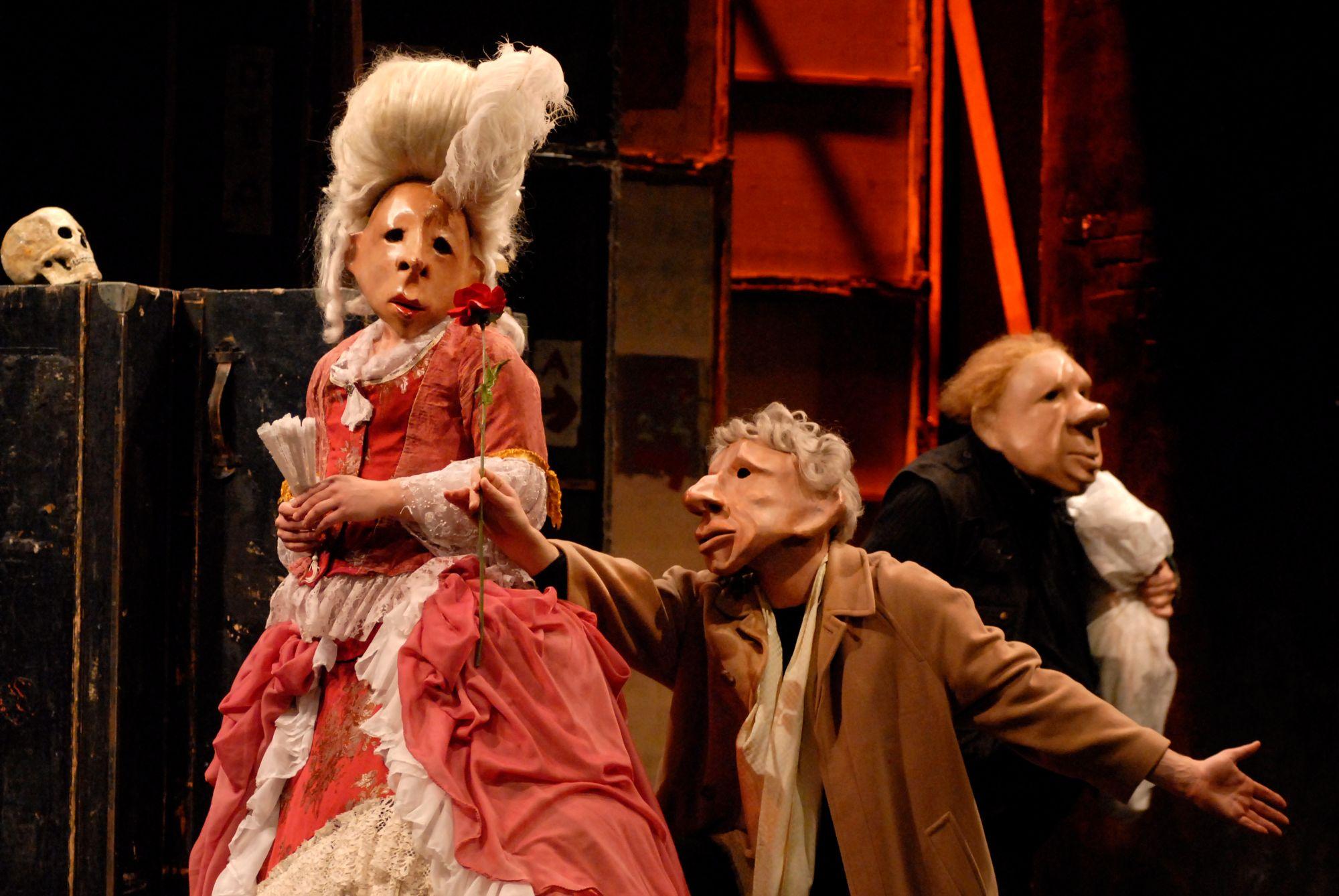 """Teatro comico - Familie Floez (Germania) in""""Teatro Delusio"""""""