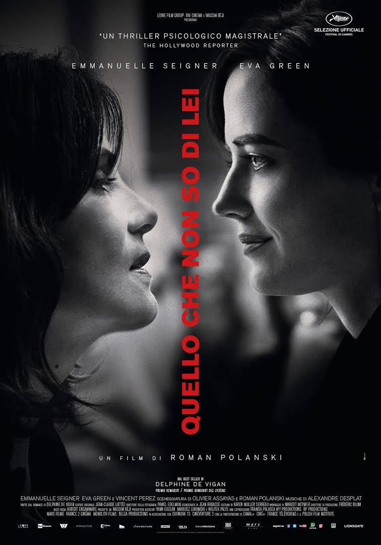 Al Cinema : Quello che non so di lei
