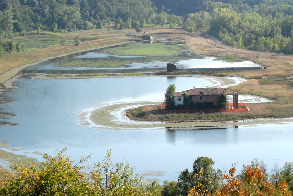 Visita guidata all'Oasi naturalistica di San Gherardo e all'Acquedotto Romano