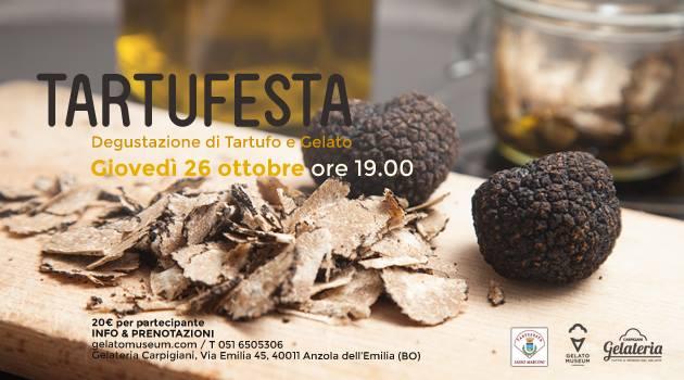 Degustazione Gelato & Tartufo