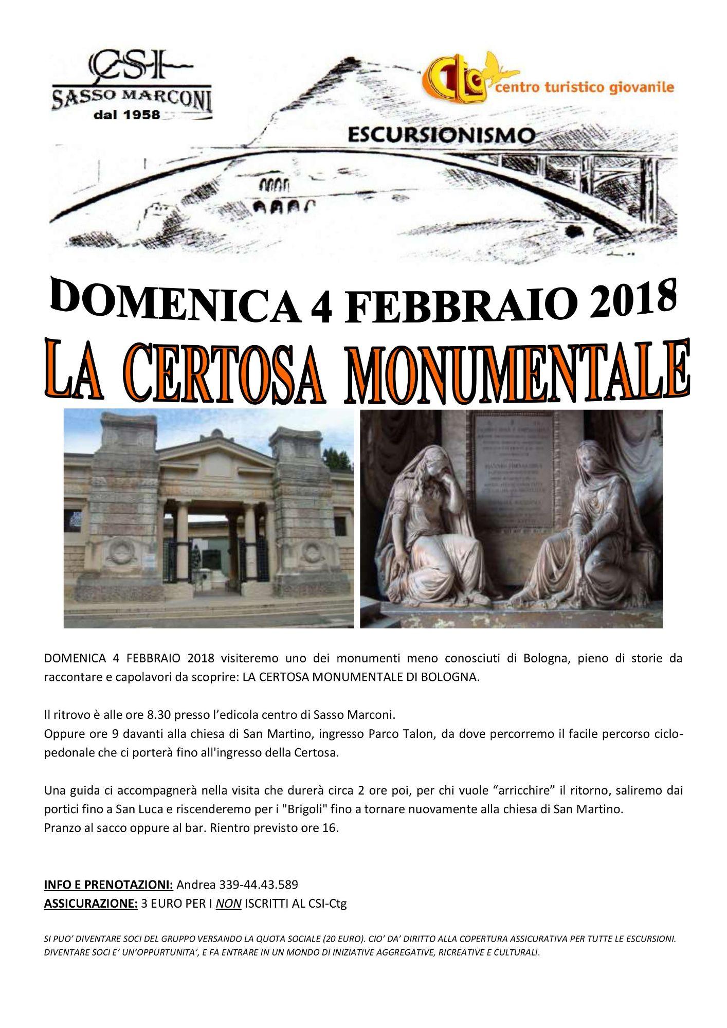 La Certosa Monumentale
