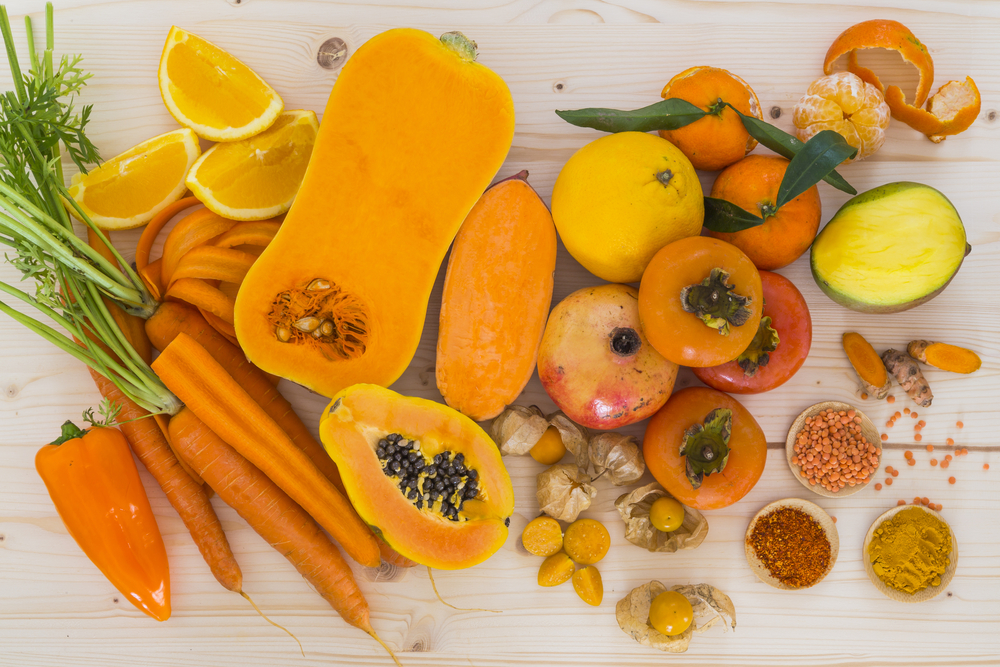 Mangiare a Colori - l'Energia della Natura nel piatto