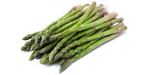 I prodotti del territorio: L'asparago verde presso L'Isola del Sasso
