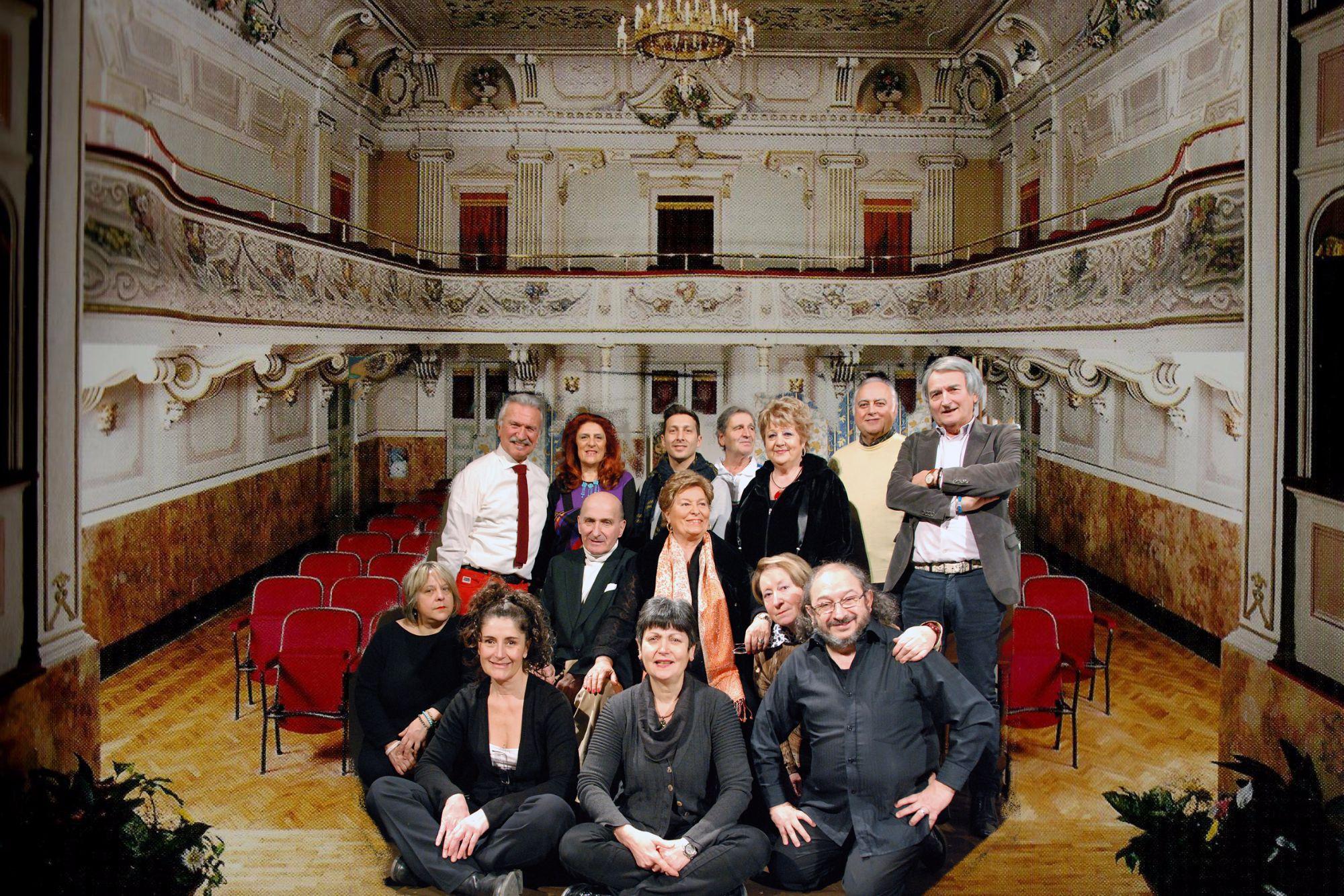 Teatro dialettale - Marco Masetti in