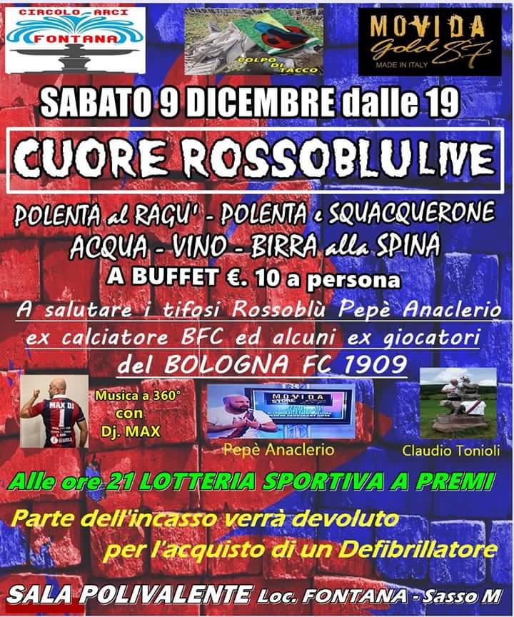 Cuore RossoBlu Live