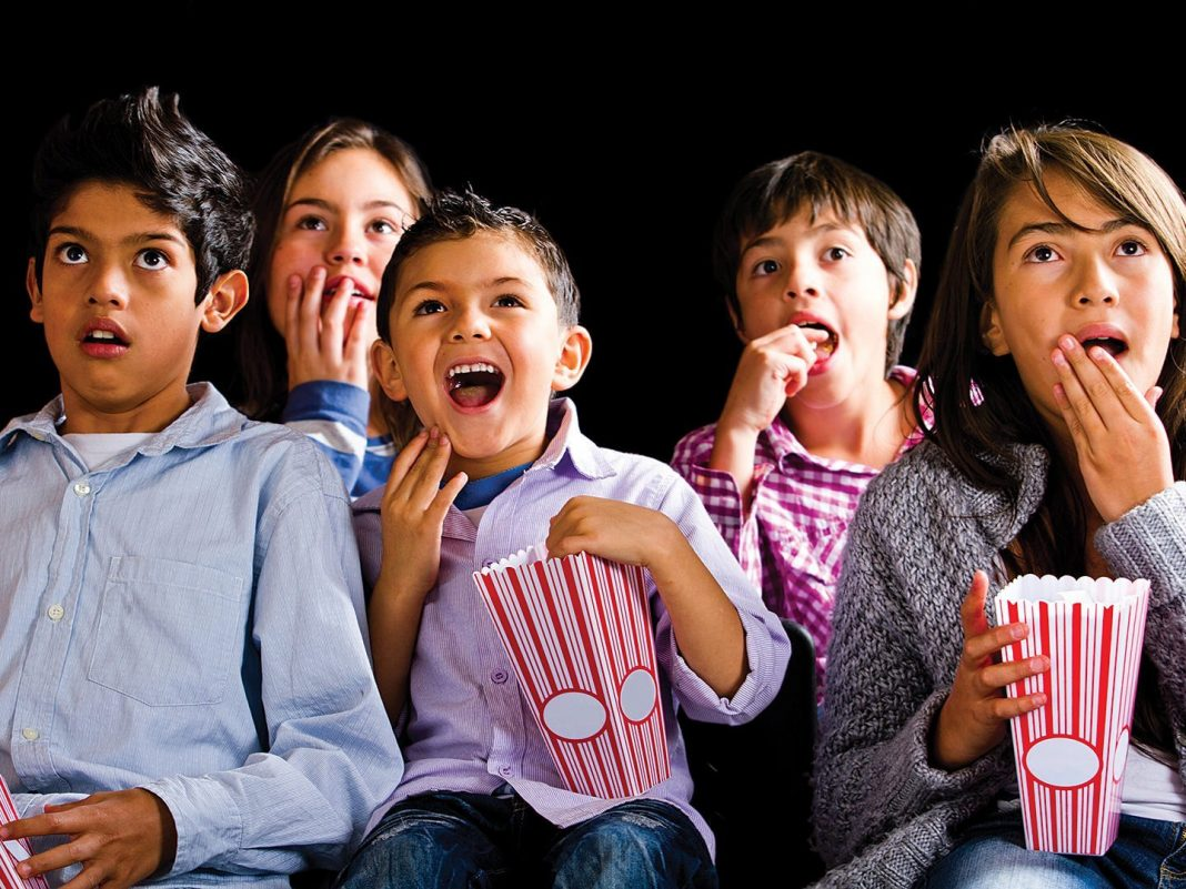 Cinema bimbi - Gli incredibili 2