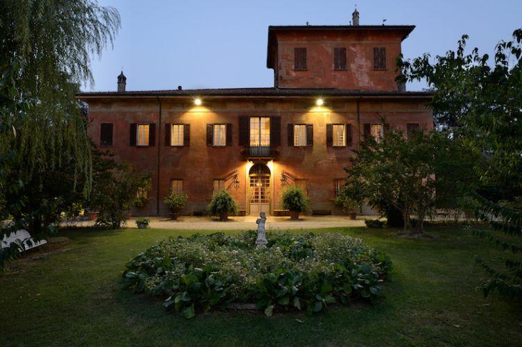 Visita guidata a Villa La Quiete di Mezzana e concerto al tramonto