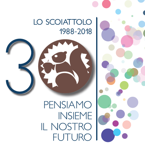Festa del trentennale della Cooperativa Sociale Lo Scoiattolo