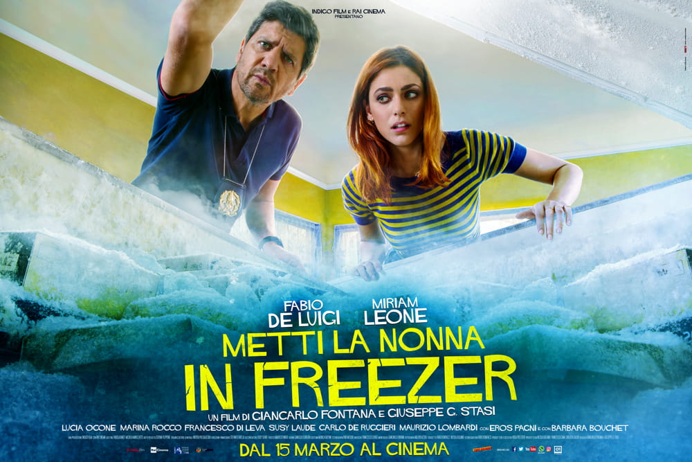 Al Cinema : Metti la nonna in freezer