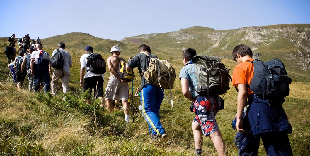 Escursione Monte Gennaio