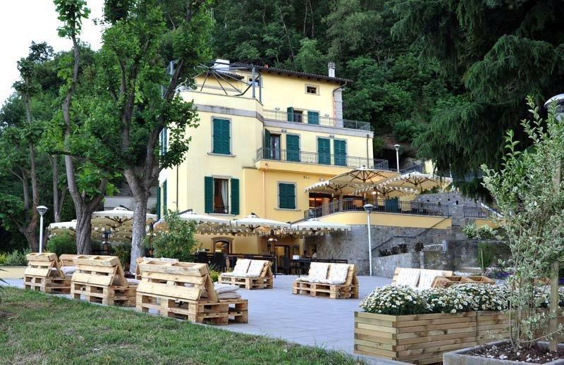 Seek Ary live a Villa del Sasso